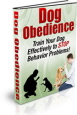 Dog Obedience PLR Pets Ebook