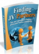 Finding JV Partners PLR Online Ebook