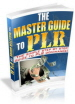 The Master Guide To PLR Ebook