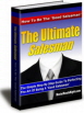 Ultimate Salesman PLR Sales Ebook