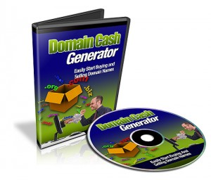Domain Cash Generator PLR Video