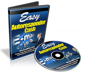 Easy Autoresponder Cash PLR Video