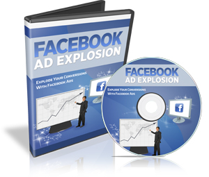 Facebook Ad Explosion PLR Video