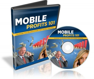 Mobile Profits 101 PLR Video