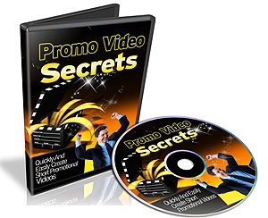 Promo Video Secrets PLR Video