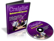 Craigslist outsourcing secrets plr video
