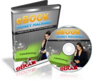 eBook money machines plr video