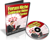 Forum niche goldmines plr video