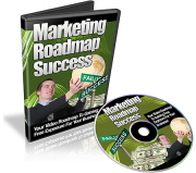 Marketing roadmap success plr video