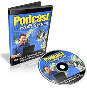 Podcast Profits System PLR Video