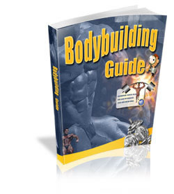 PLR Body Building Guide