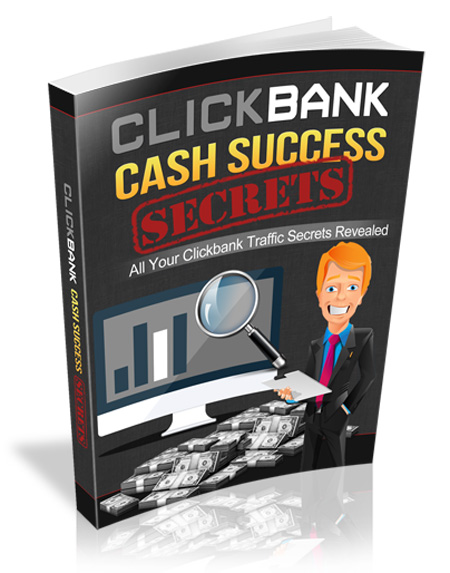 MMR Click Bank Cash Success Secrets