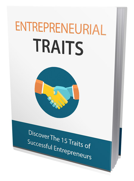 MMR Entrepreneurial Traits