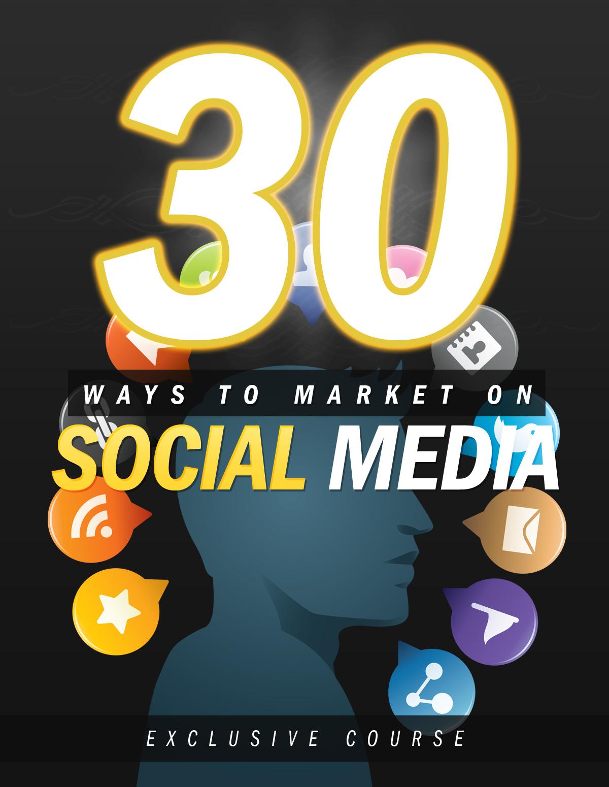 MMR Social Media Ebook