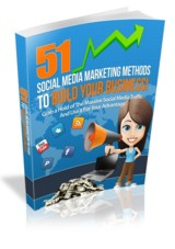 MRR 51 Social Media Marketing Methods