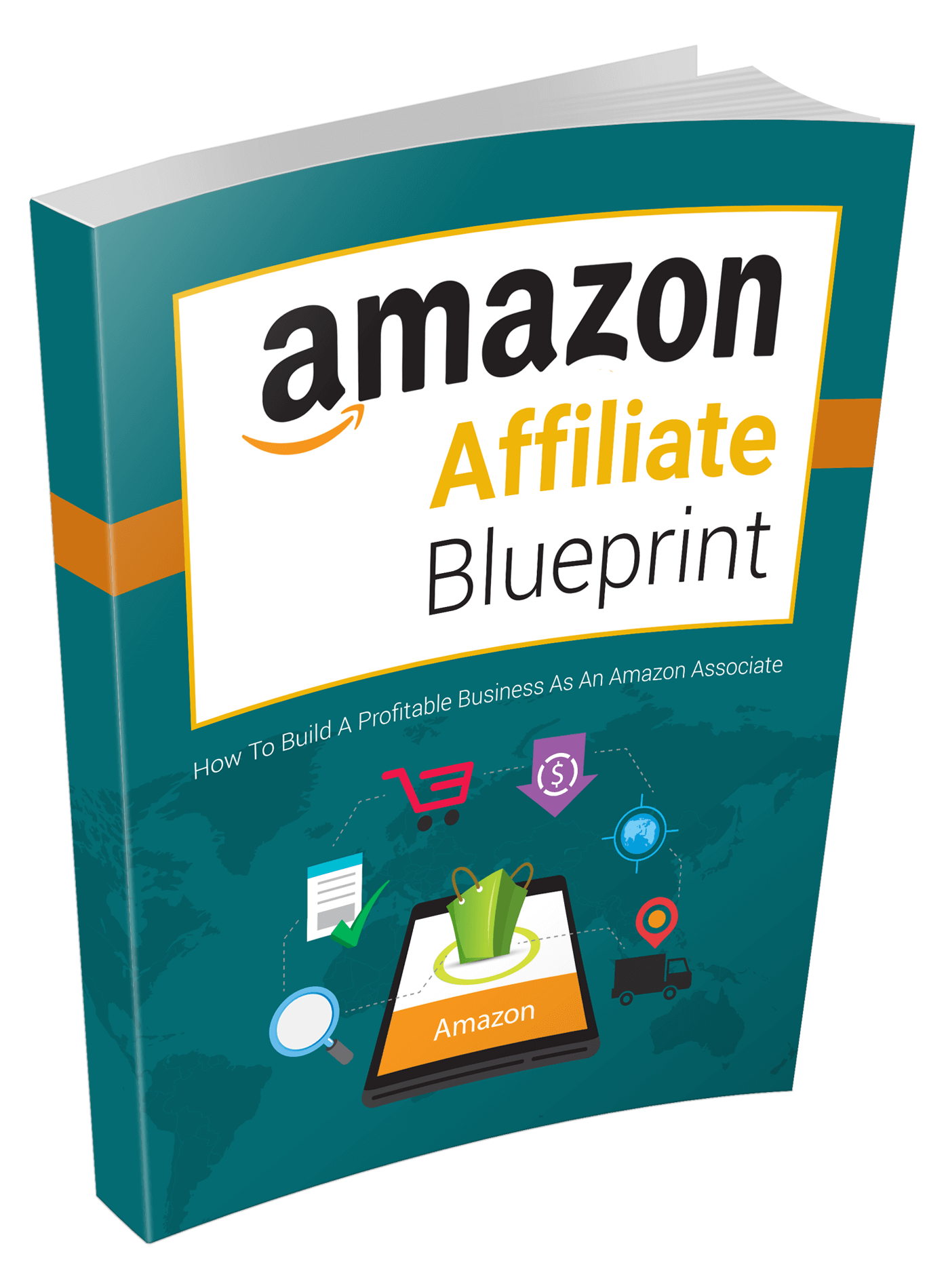 MRR Amazon Affiliate Blueprint