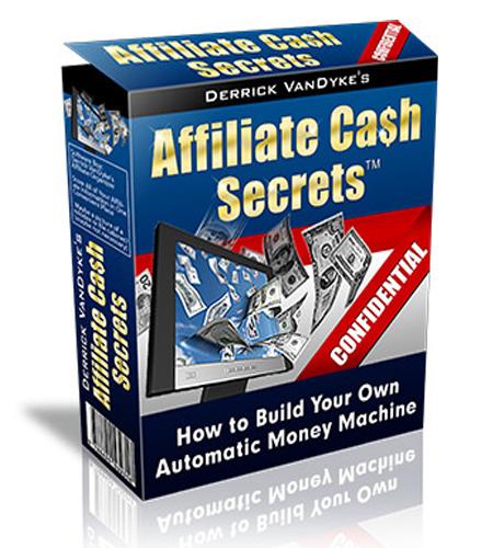 RR Affiliate Cash Secrets