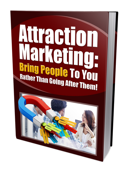 PLR Attraction Marketing