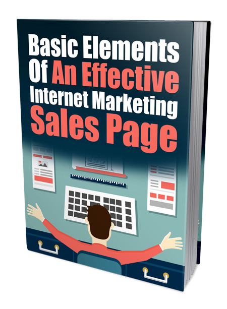 PLR Effective IM Sales Page