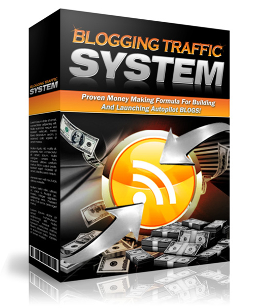 MRR Blogging Traffic System