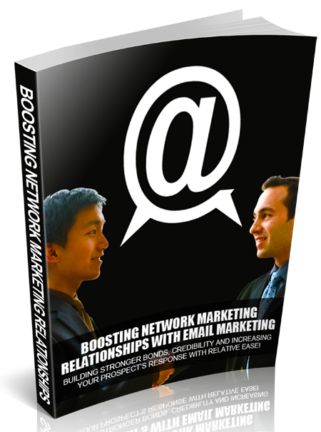 MRR Boosting Network Marketing Relationships With Email Marketing