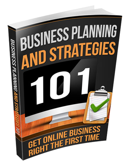 RR Business Planning and Strategies