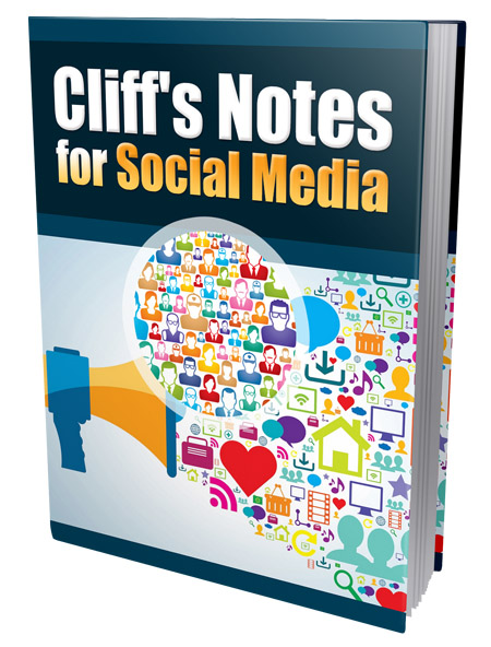 PLR Cliff Notes for Social Media