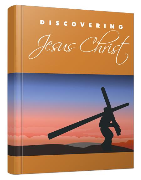 MRR Discovering Jesus Christ