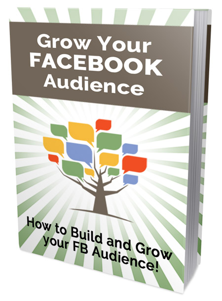 PLR Grow Your Facebook Audience