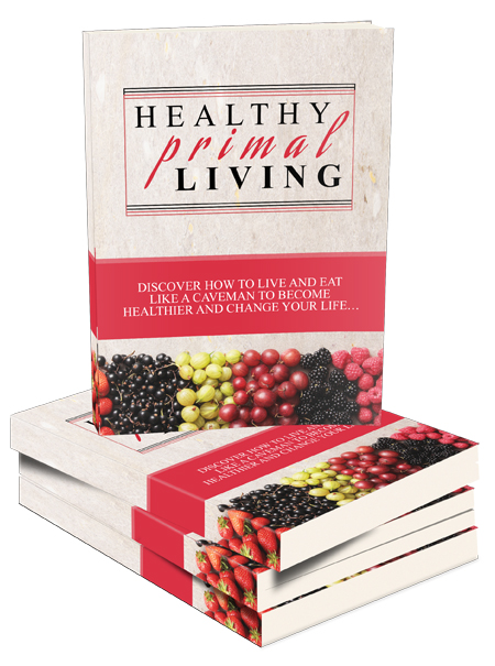 MRR Healthy Primal Living Ebook