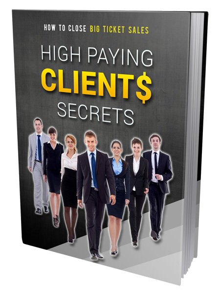 MRR High Paying Clients Secrets