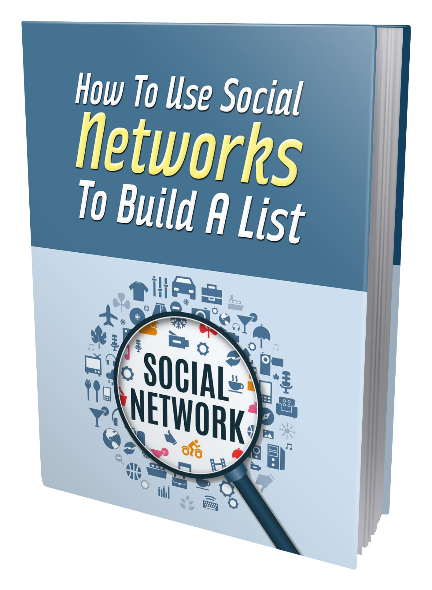 PLR Social Networks Build List