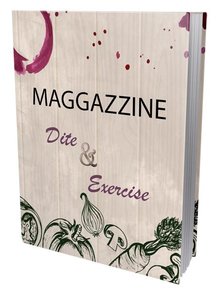 PLR Maggazzine Dite and Exercise