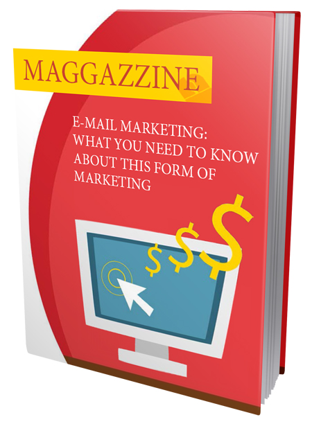 PLR Maggazzine Email Marketing