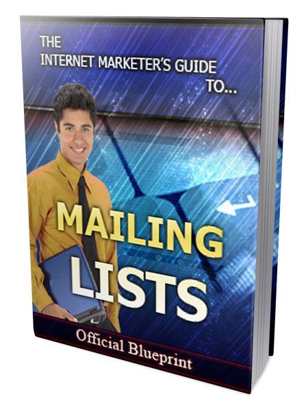PLR Mailing Lists