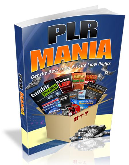 RR PLR Mania