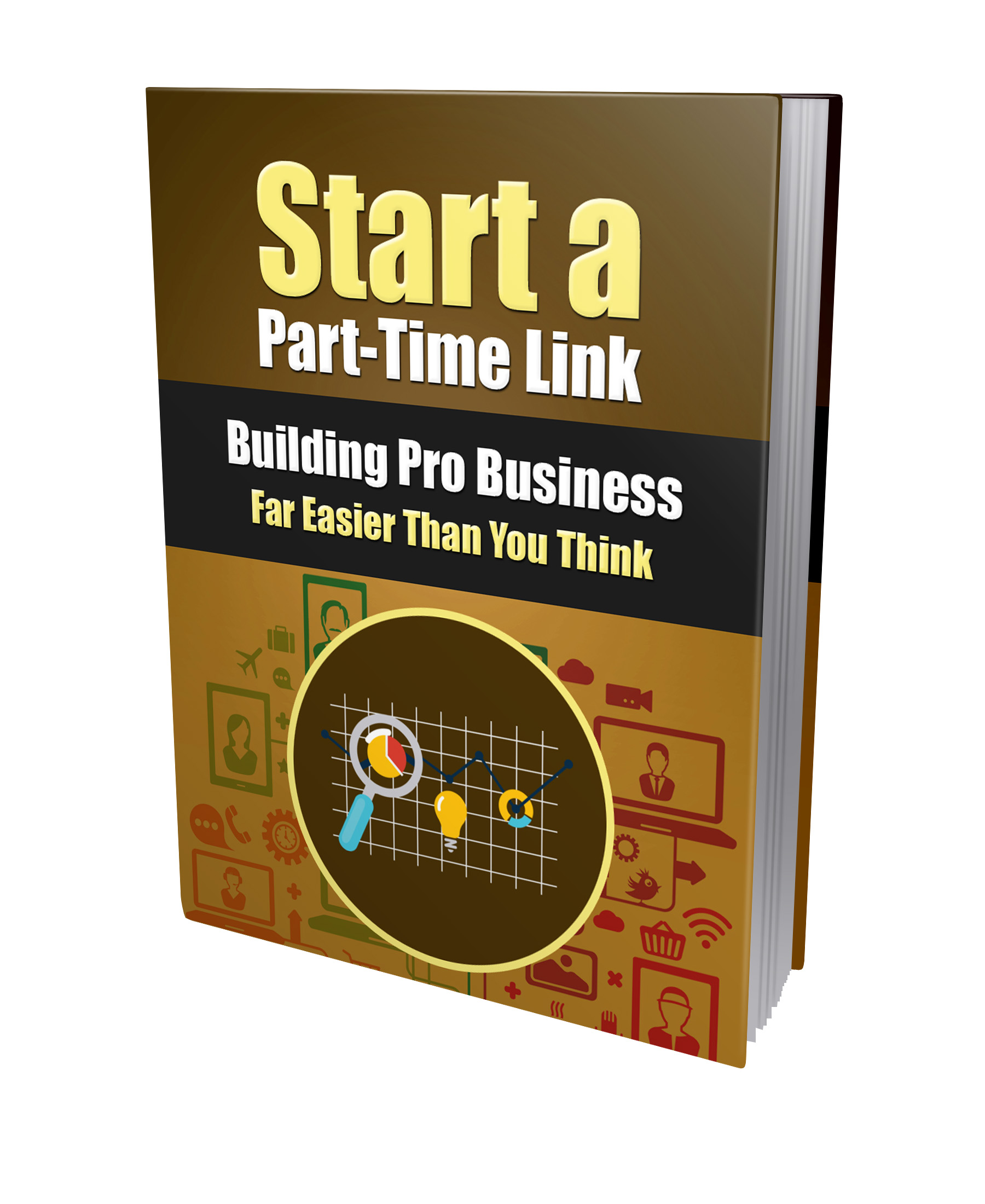 PLR Part-time Link Building Pro Business