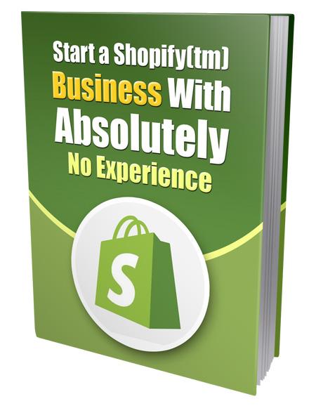 PLR Start a Shopify Business