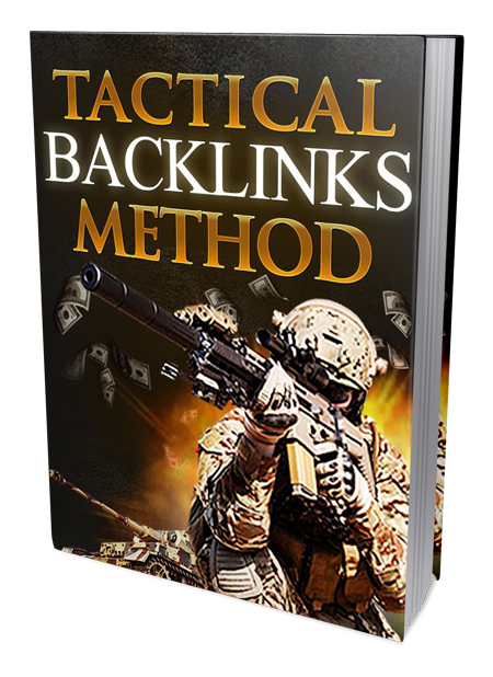 PLR Tactical Backlinks Method