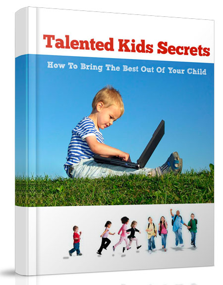 MRR Talented Kids Secrets