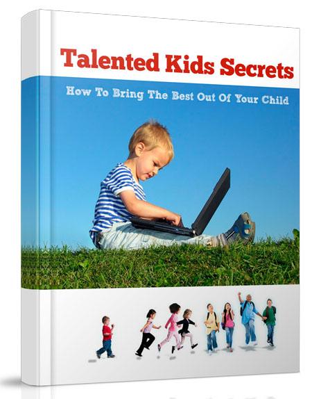 MRR Talented Kids Secrets