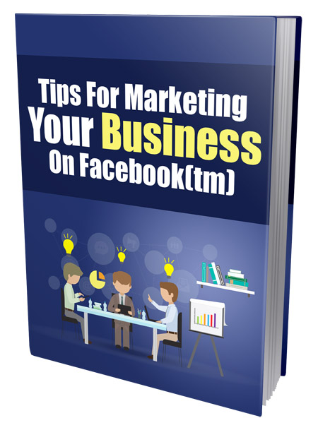 PLR Tips for Marketing Business on Facebook