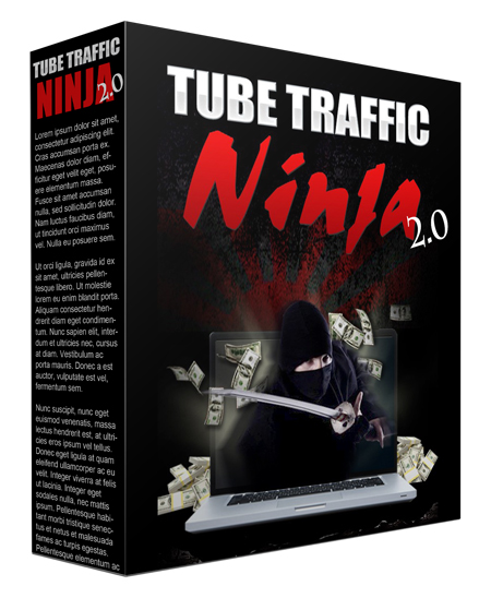 PLR Tube Traffic Ninja V2