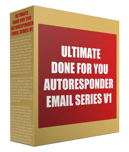 MRR Ultimate Autoresponder Email Series V1