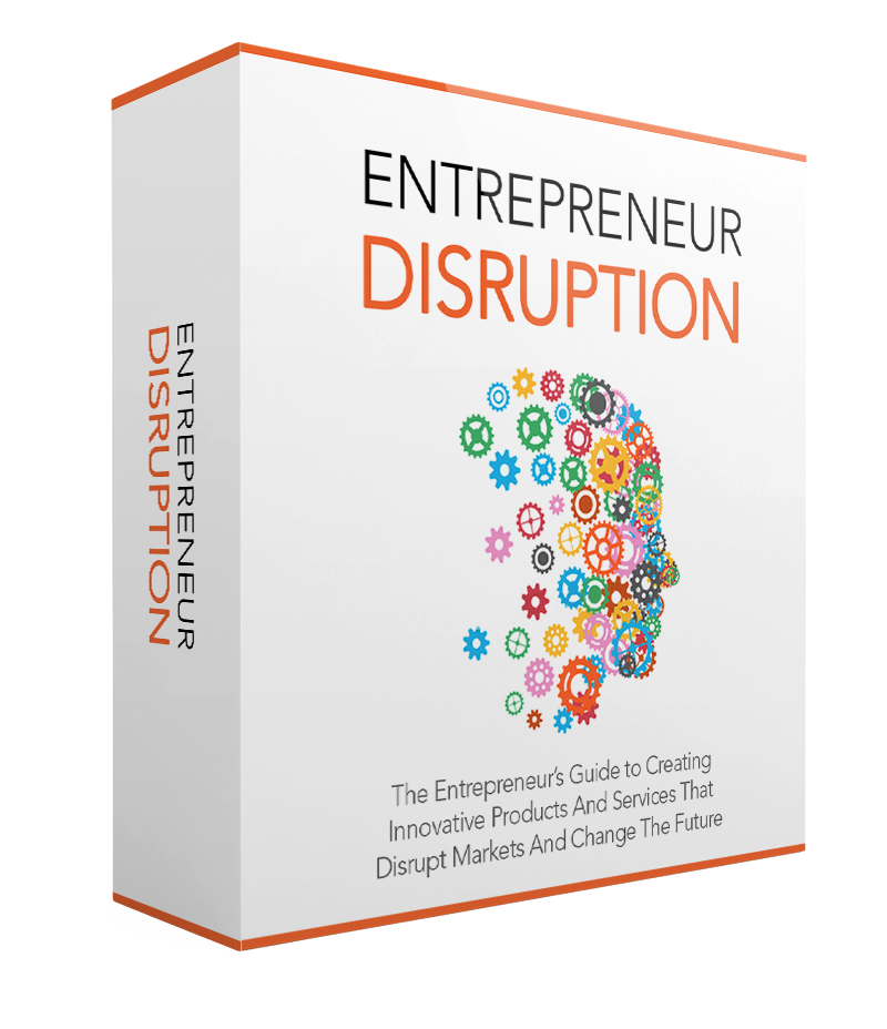 MRR Entrepreneur Disruption