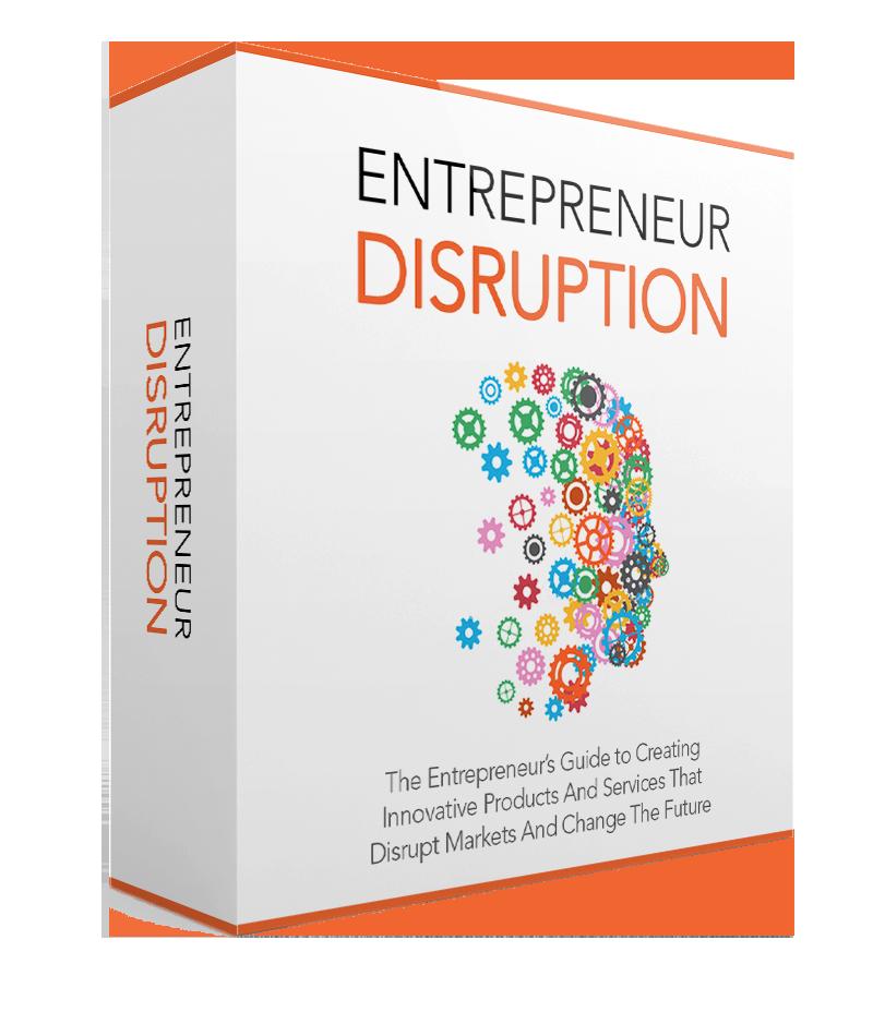 MRR Entrepreneur Disruption