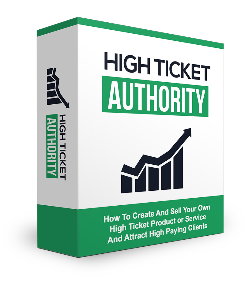 MRR High Ticket Authority