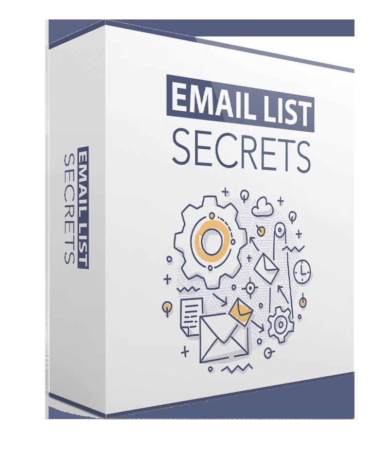 MRR Email List Secrets