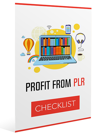 PLR Profit From