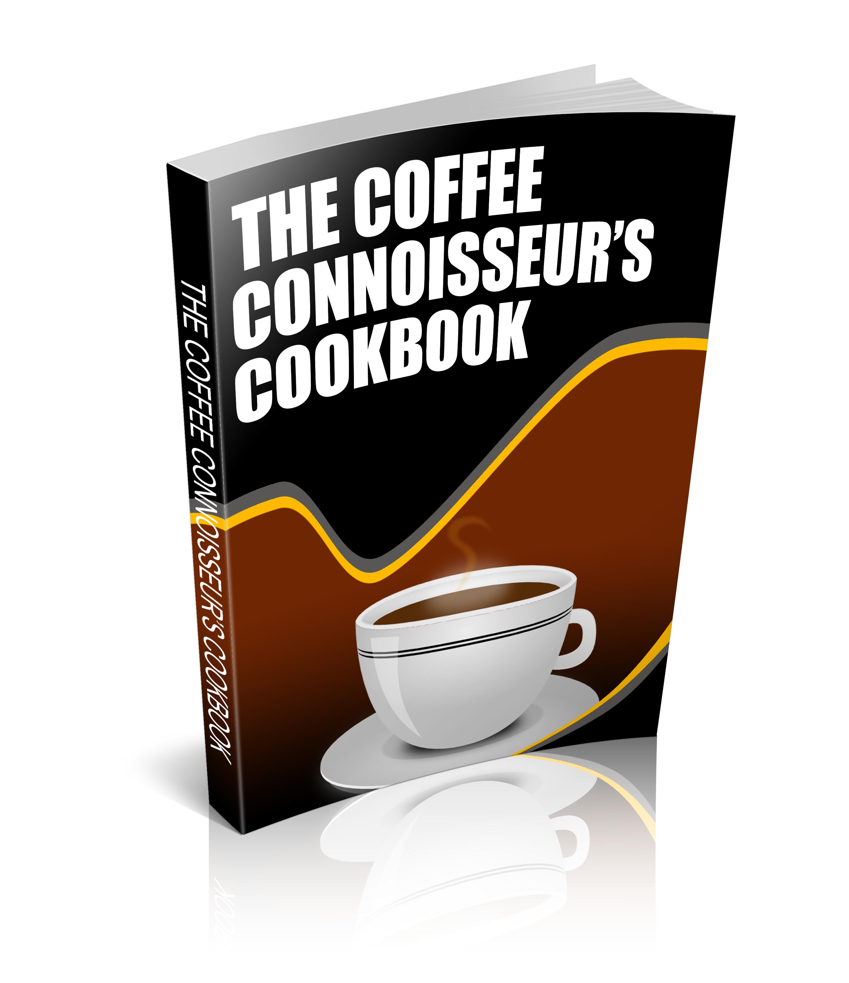 RR Coffee Conn Cook book
